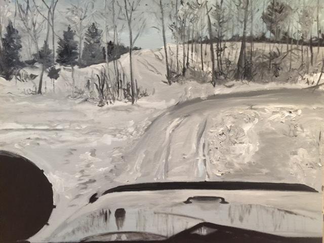 Jeep Landscape